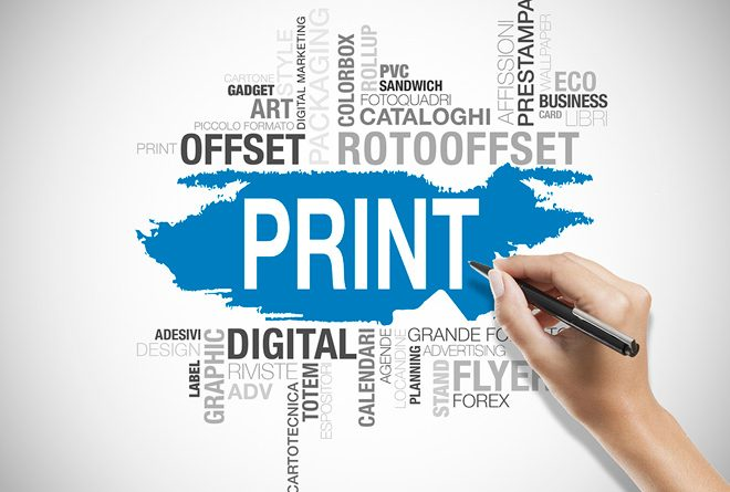 Grandi macchine da stampa digitali e offset: ideali per la comunicazione d'impresa